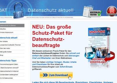 Datenschutz aktuell, BWRmed!a, Bonn