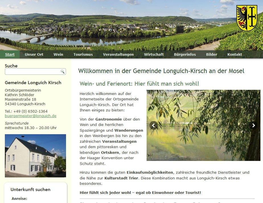Gemeinde Longuich-Kirsch, Longuich
