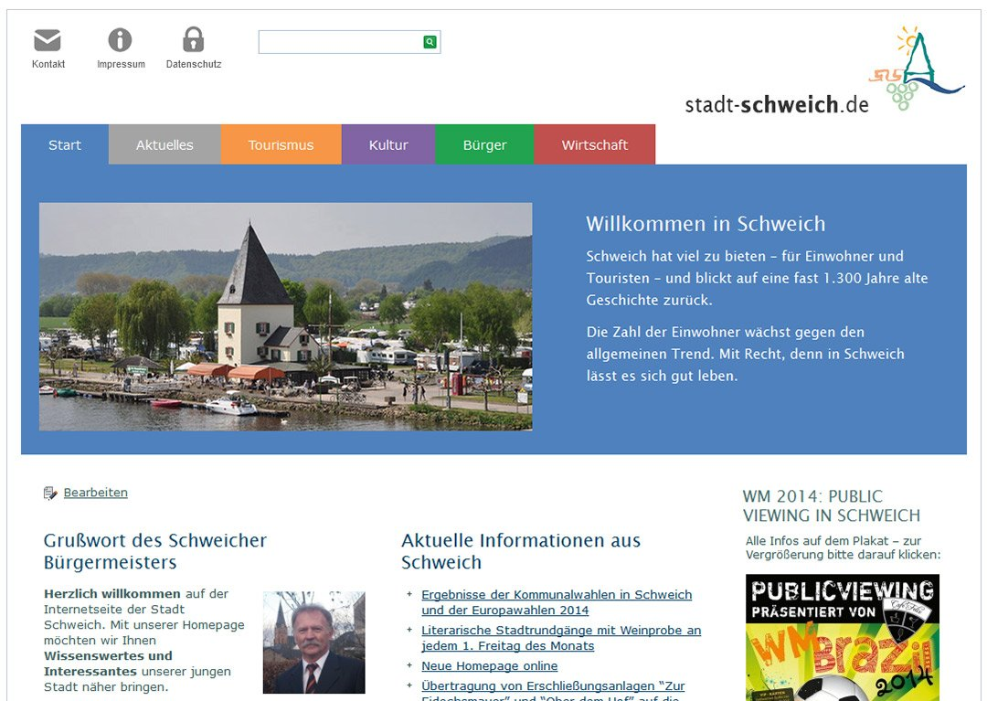 Stadt Schweich, Schweich