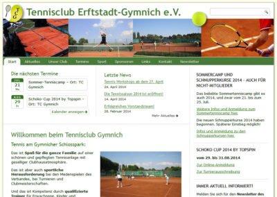 Tennisclub Erftstadt-Gymnich