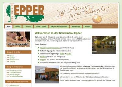 Schreinerei Epper, Mehring