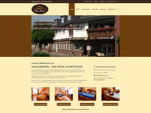 Hotel Haus Barion, Erftstadt