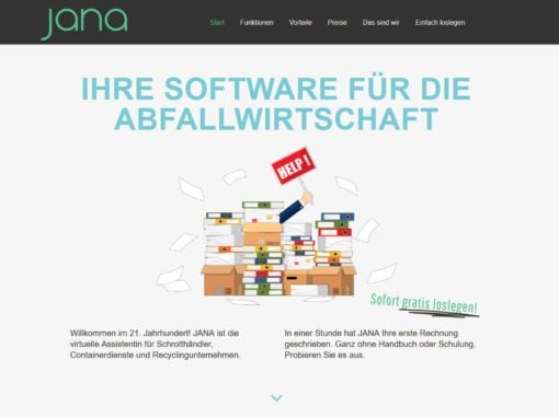 Jana Software, Erftstadt
