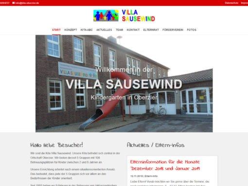 "Kita ""Villa Sausewind"", Niederzier"