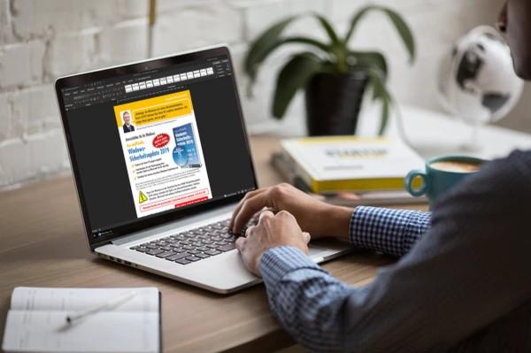 Texte für Homepages, Werbung & Co.